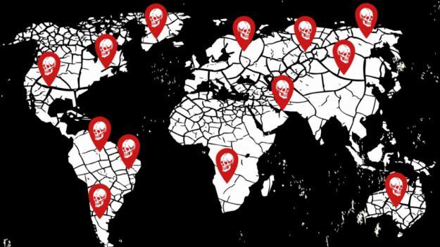 Turismo Dark: Una guía por los destinos más misteriosos del mundo