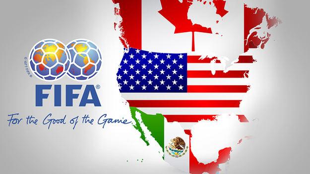 Estados Unidos, México y Canadá acogerán el Mundial 2026