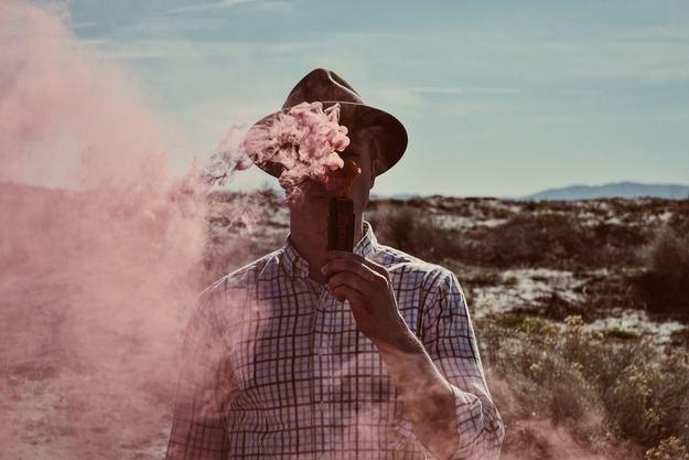 El cigarrillo electrónico es el medio preferido para dejar de fumar