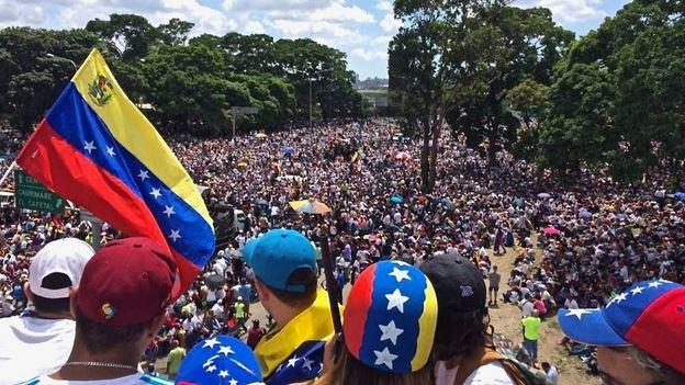 Protección internacional para nacionales venezolanos en España