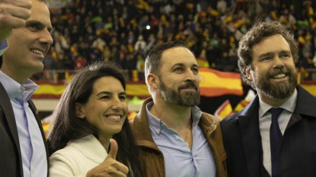 """La """"España Viva"""" entra en el Congreso"""