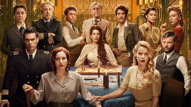 Netflix: Nueva temporada de 'Alta mar' el 7 de agosto