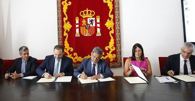 Madrid-Santander, ¿en tres horas?