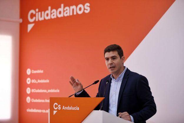 """Sergio Romero: """"Este es el PSOE que se escondía detrás de la Junta y es el que le vamos a descubrir a los andaluces"""""""