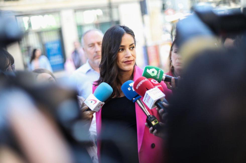 Villacís: 'Madrid será un dique de contención al populismo, el nacionalismo y el independentismo'
